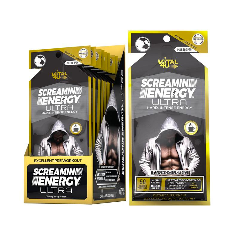 Screamin Energy Ultra
