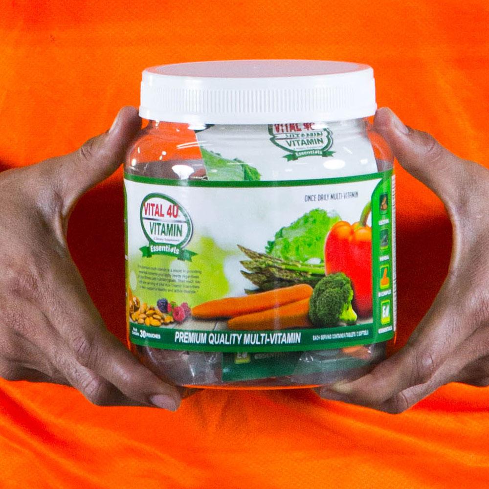 Vital 4U® Vitamin Essentials