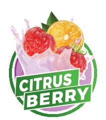 Citrus Berry Fusion