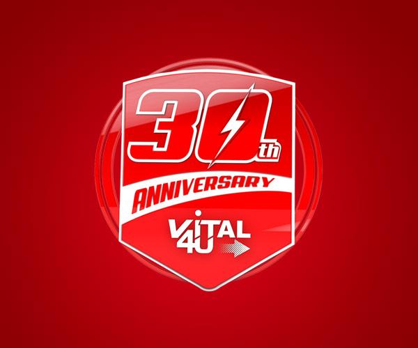 Vital4u 30th Anniversary